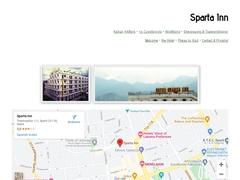 Sparta Inn - Ξενοδοχείο 2 * - Σπάρτη - Λακωνία - Πελοπόννησος