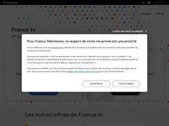 France Televisions - Site du groupe média N°1 de France!