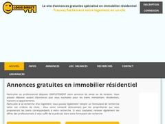 LOGISDIRECT.COM site d'annonces immobilières gratuites