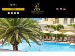 Akti Taygetos - 4 * Hotel - Mikra Mantinia - Kalamata - Peloponnese