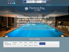 Mantinia Bay - Hotel 4 * - Μικρά Μαντινεία - Μεσσηνία - Πελοπόννησος
