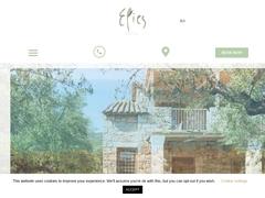 Elies - Hôtel 3 * - Kardamyli - Kalamata - Messénie - Péloponnèse