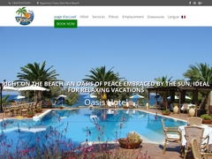 Oasis - Hôtel 3 * - Kalo Nero - Trifylia- Messénie - Péloponnèse