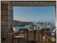 Kalamitsi - Hôtel 3 * - Kardamyli - Kalamata - Messénie - Péloponnèse