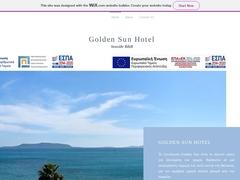 Golden Sun - Hotel 3* - Φοινικούδας - Μεθώνη - Μεσσηνία - Πελοπόννησος