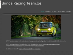 Simca versus compétition Rally- Simca versus Rally competitie