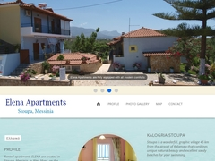 Elena Apartments 3 Clés - Stoupa - Kalogria - Messénie - Péloponnèse