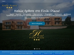 Finiki Plaza- Hôtel 3 * - Methonie - Messénie - Péloponnèse