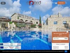Anaxo Resort - Hôtel 3 * - Riglia - Lefktra - Messénie - Péloponnèse