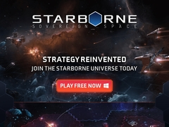 Starborne; MMO Space Strategy Game | Play Free Now