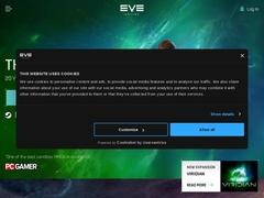 EVE Online : MMO spatial gratuit en ligne.