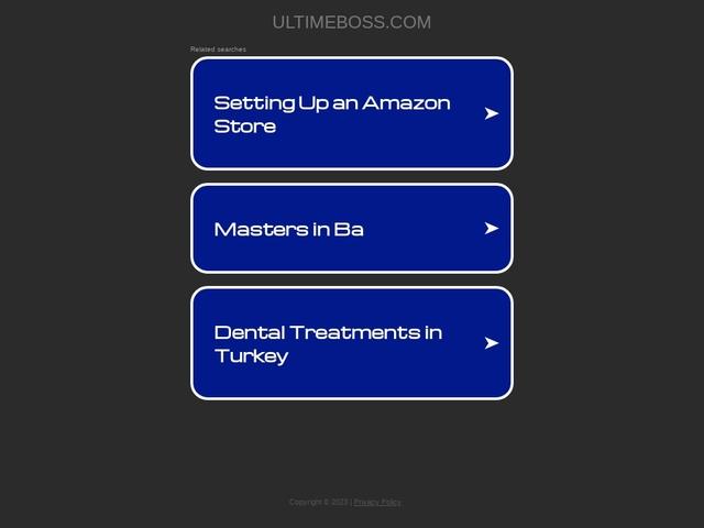 UltimeBoss : joue, deviens le Boss et amasse des millions !