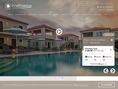 Imathoessa - Hôtel 3 * - Gialova - Pylos - Messénie - Péloponnèse