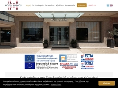 Flisvos - Hôtel 2 * - Kalamata - Messénie - Péloponnèse