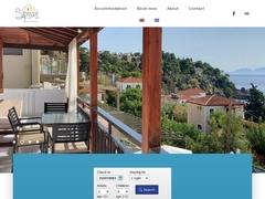 Sipsas Villas - Hôtel 2 Clés - Koroni - Messénie - Péloponnèse