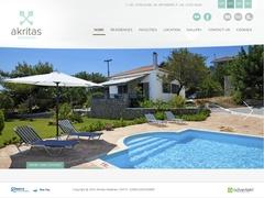 Akritas Residences 2 Clés - Agios Nikolaos - Messénie - Péloponnèse