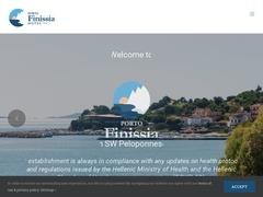 Porto Finissia Hotel 2* - Finikouda - Methoni - Messinia - Peloponnese