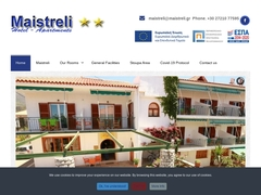 Maistreli - Hotel 2 * - Στούπα - Καλαμάτα - Μεσσηνία - Πελοπόννησος
