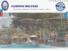 Meltemi Camping - Class A - Γύθειο - Λακωνία - Πελοπόννησος