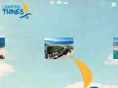 Thines Camping - Κατηγορία Γ - Φοινικούδας - Μεθώνη - Πελοπόννησος