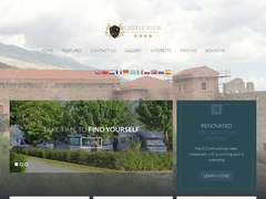 Castel View Camping Κατηγορία Γ, Μυστρά, Σπάρτη, Λακωνία, Πελοπόννησος