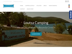 Loutsa Camping - Class C - Μεθώνη - Μεσσηνία - Πελοπόννησος