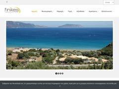 Finikes Camping - Class C - Φοινικούδα, Μεθώνη, Μεσσηνή - Πελοπόννησος