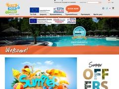 Cabanas - Hotel 5 * - Αγίας Άννας Beach - Εύβοια - Κεντρική Ελλάδα