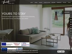 Thalatta Seaside Hotel 4* - Αγίας Άννας Beach - Εύβοια - Στερεά Ελλάδα