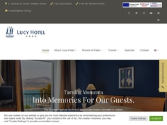 Lucy - 4 * Hotel - Chalkida - Evia - Central Greece