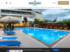 Miramare Eretria - 4 * Hotel - Eretria - Evia - Central Greece