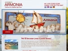 Armonia Apartments 3 Keys - Edipsos - Evia - Central Greece