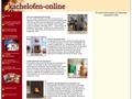 Kachel- und Kaminofen-Informationen