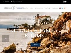 Posidon Studios 3 Keys - Edipsos - Evia - Central Greece