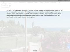 Enalia Gi - 3 * Hotel - Sipias - Chalkida - Evia - Central Greece