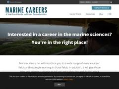Sea Grant - Marine Careers