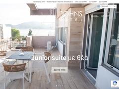 Johns - Hôtel 3 * - Chalkida - Grèce Centrale