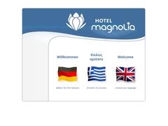 Magnolia - Hôtel  2 * - Édipsos - Eubée - Grèce Centrale