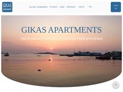 Διαμερίσματα Gikas - Μαρμάρι - Εύβοια - Κεντρική Ελλάδα