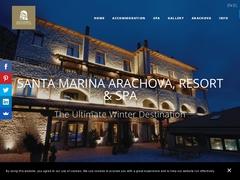 Santa Marina - Hôtel 3 * - Arachova - Béotie - Grèce centrale