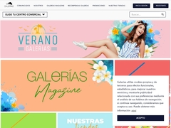 Centros Comerciales - Galerías Serdán