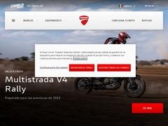 Motocicletas - Ducati