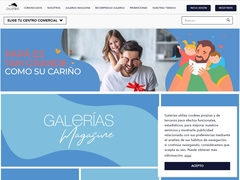 Centros Comerciales - Galerías Campeche