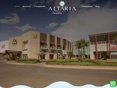 Centros Comerciales - Altaria