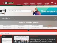 Gobierno - Gobierno del estado de Coahuila