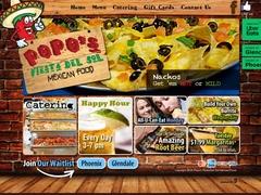 Restaurante - Popo's Fiesta Del Sol Mexican Restaurant