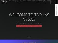 Restaurante - Tao Night Club Restaurant, Las Vegas, USA