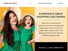 Centros Comerciales - Carolina Mall Concord USA