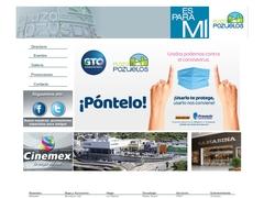 Centros Comerciales - Plaza Pozuelos Guanajuato