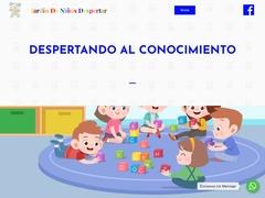 Kinder Preescolar - Jardín de Niños Despertar